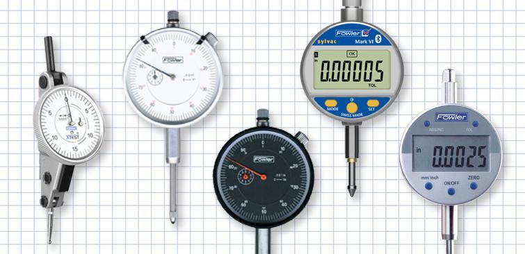 Fowler Indicator Accessories : Fowler indicators