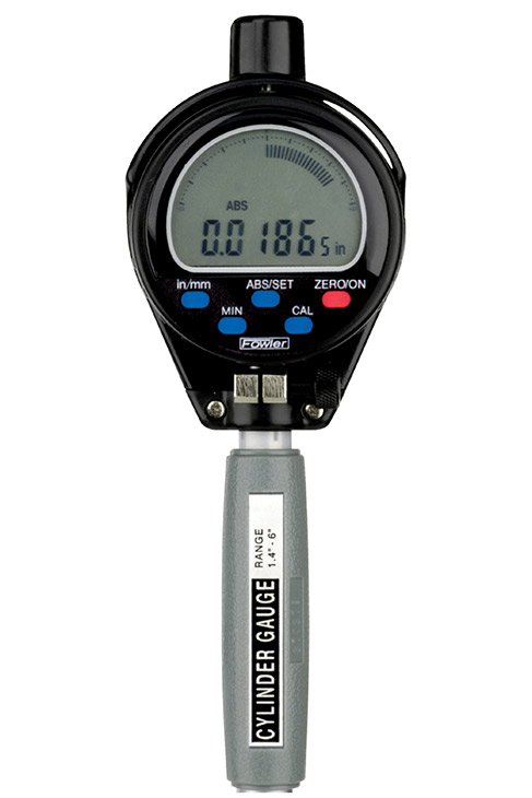 Electronic Federal Gage Products : Fowler xtender e electronic quot mm dial bore