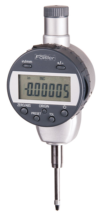 Fowler Digital Indicator : Fowler mm indi max electronic indicator
