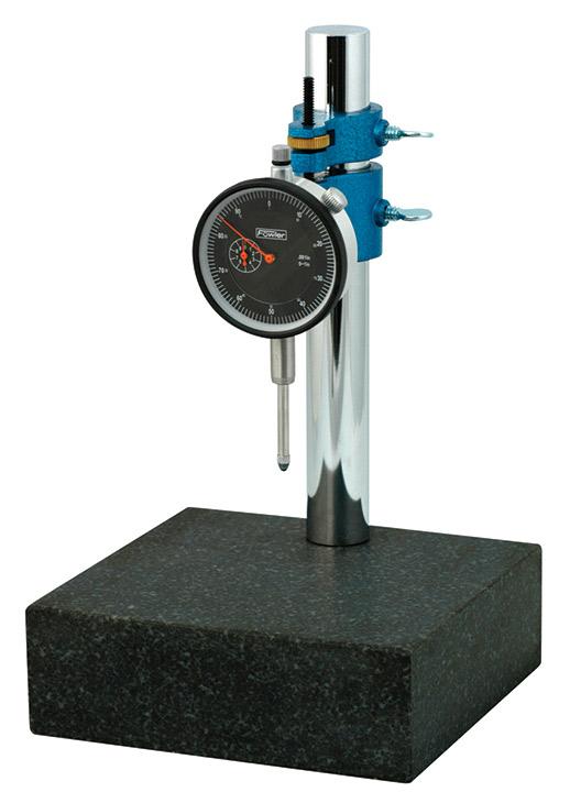 Digital Drop Indicator : Fowler granite dial gage stand